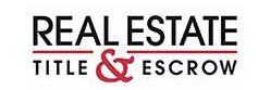 Real Estate Title & Escrow